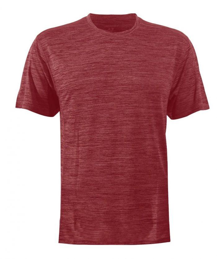Sueter U-Fit Cuello Redondo en color rojo