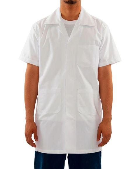 Bata de Médico manga corta