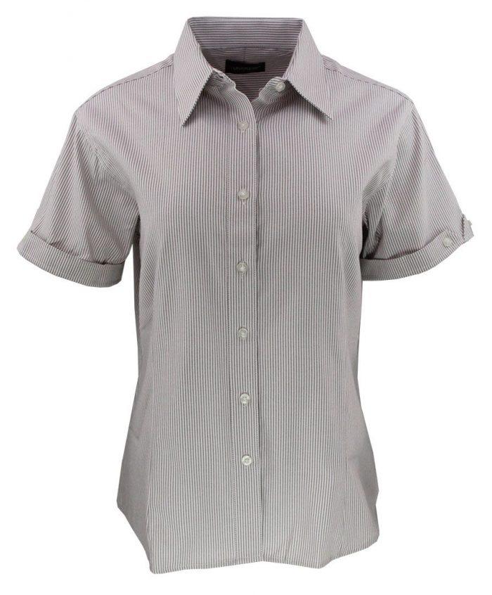 Camisa de raya para dama