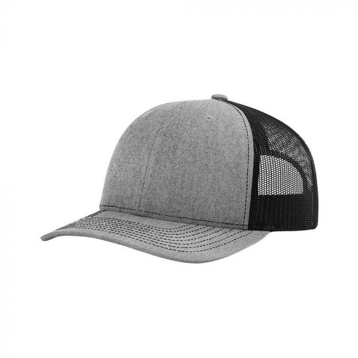 gorra richardson gris