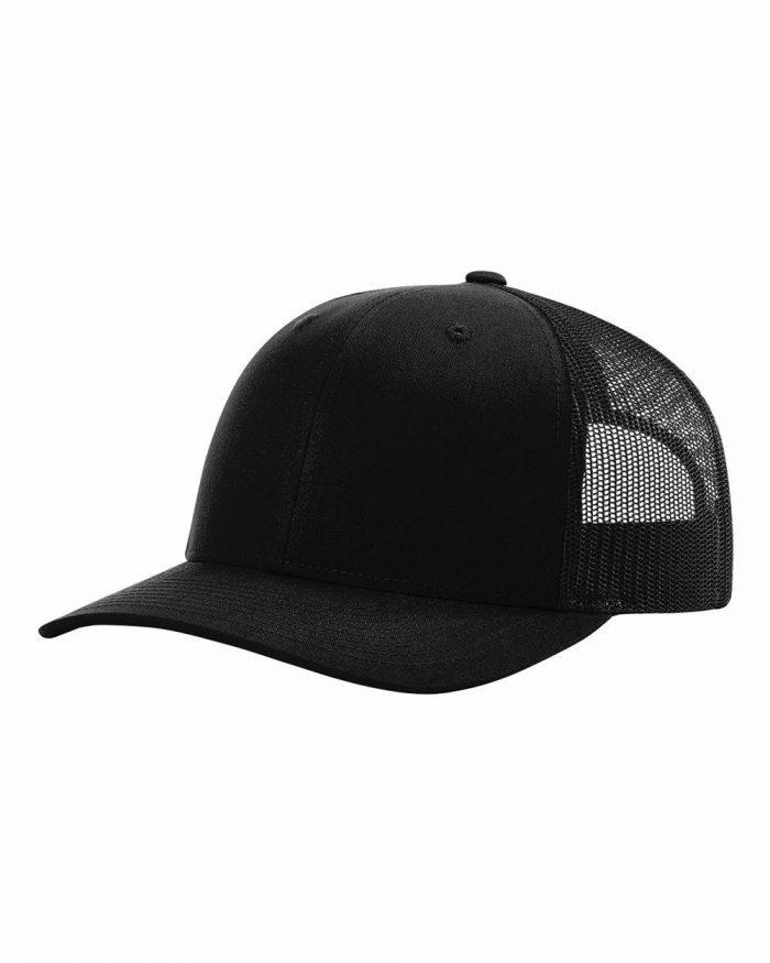 gorra richardson negra