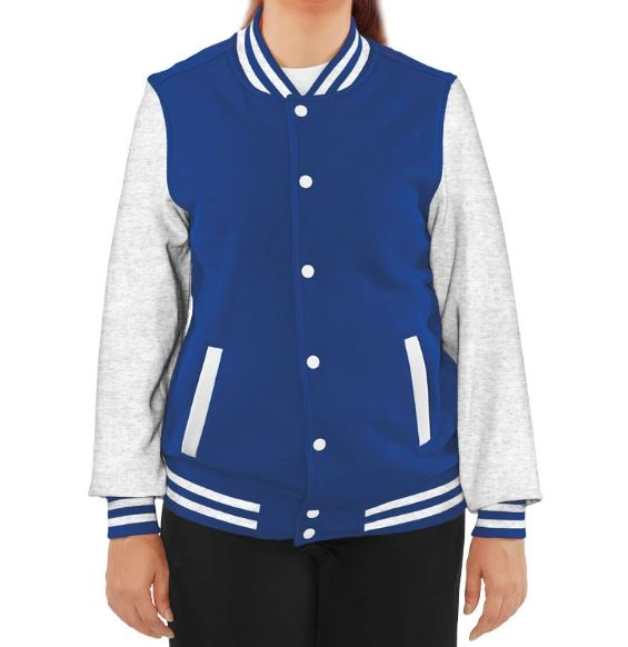 Jacket modelo Varsity