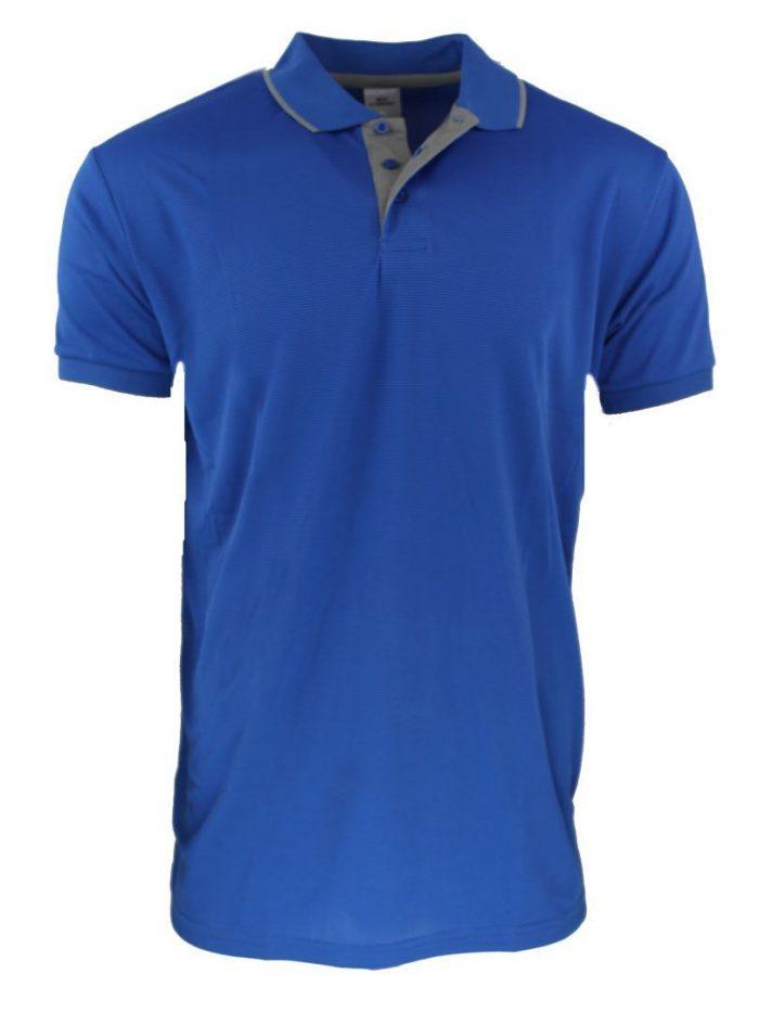 Sueter Polo Waffit en color azul royal