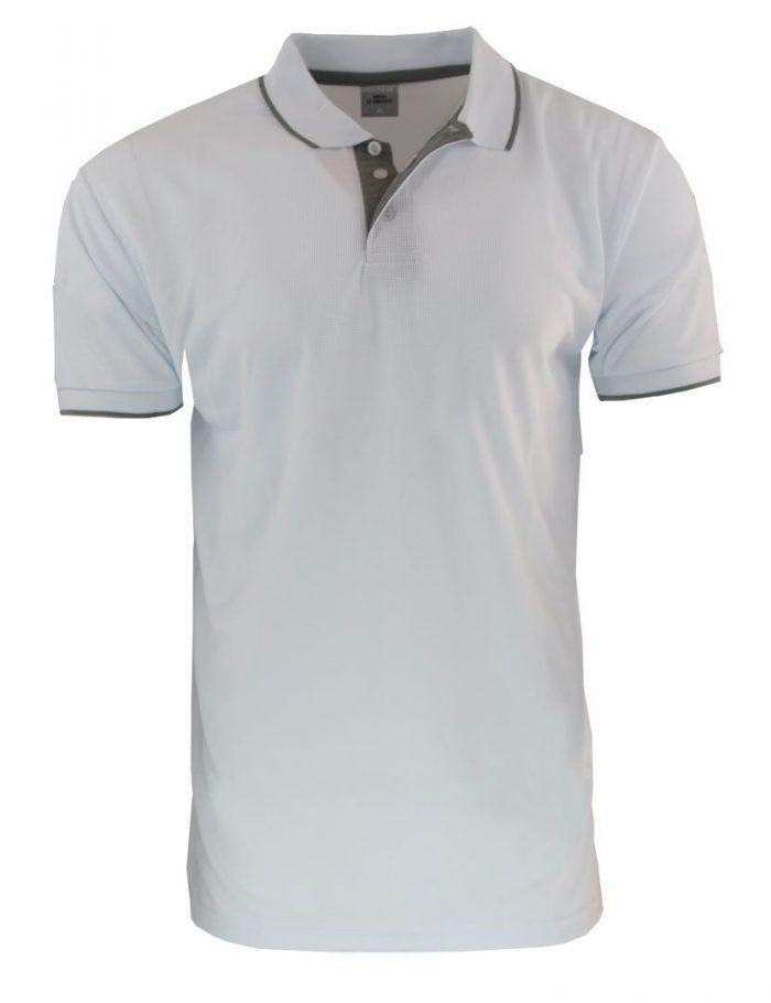 Sueter Polo Waffit en color blanco