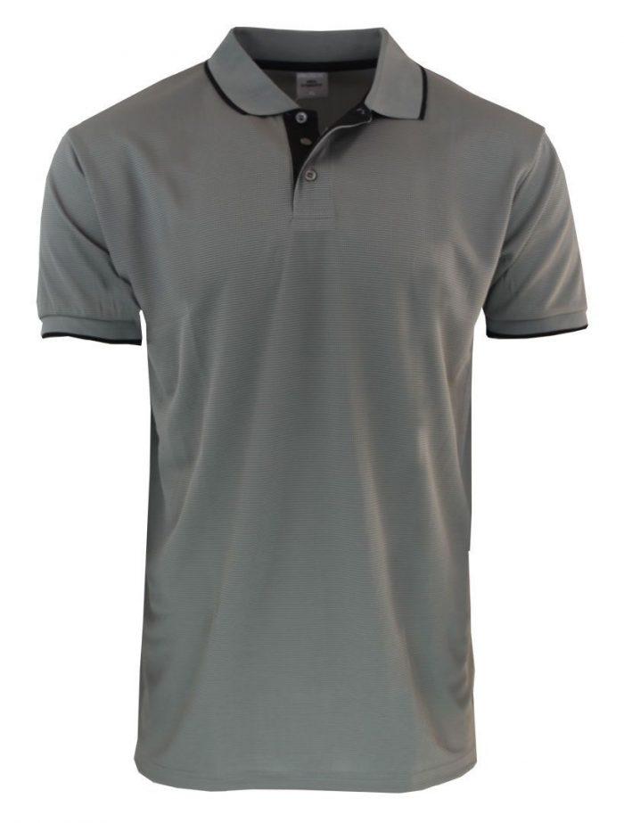 Sueter Polo Waffit en color gris
