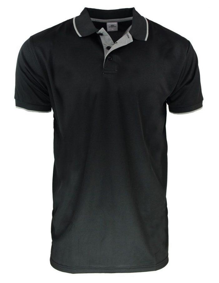 Sueter Polo Waffit en color negro