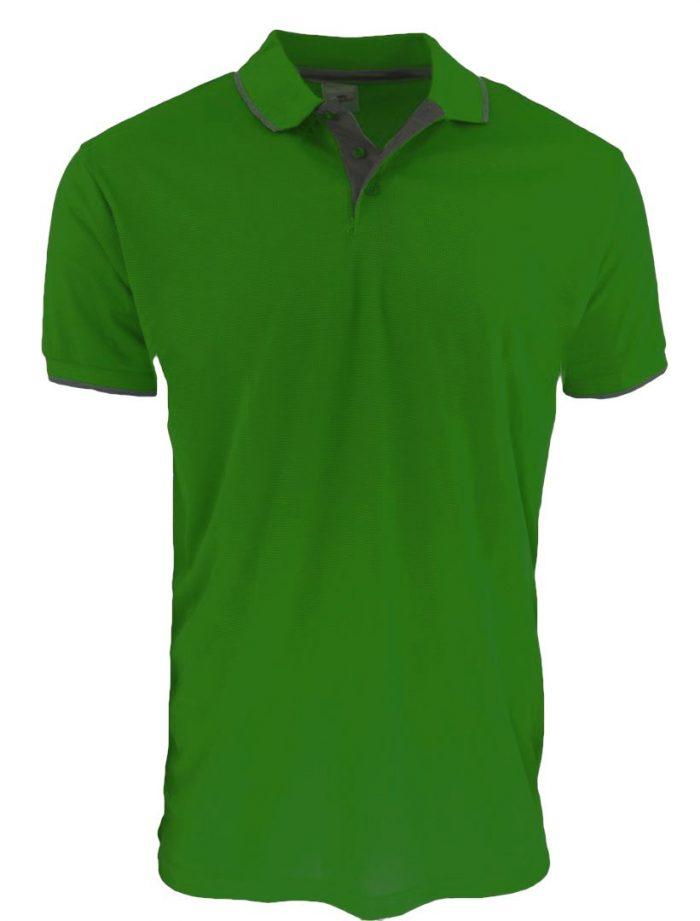 Sueter Polo Waffit en color verde