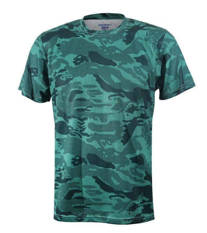 Sueter Camouflage en color verde