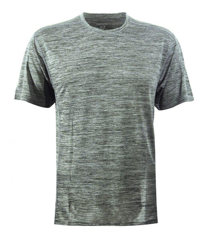 Sueter U-Fit Cuello Redondo en color gris
