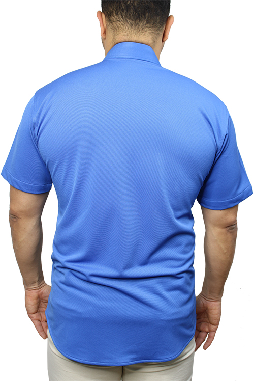 Camisa Estilo Columbia Atras